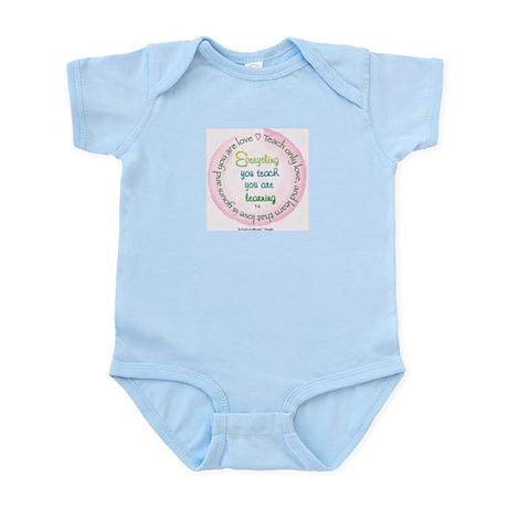 ACIM-Teach Only Love Infant Bodysuit