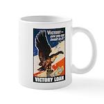 Victory Eagle Poster Art Mug