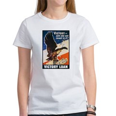 Victory Eagle Poster Art (Front) Tee