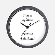 Database Professional's Wall Clock