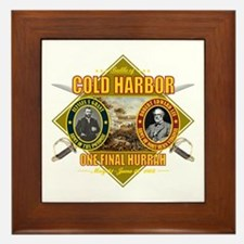 Cold Harbor Framed Tile