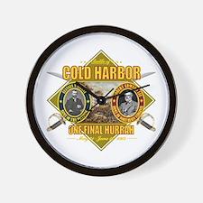 Cold Harbor Wall Clock