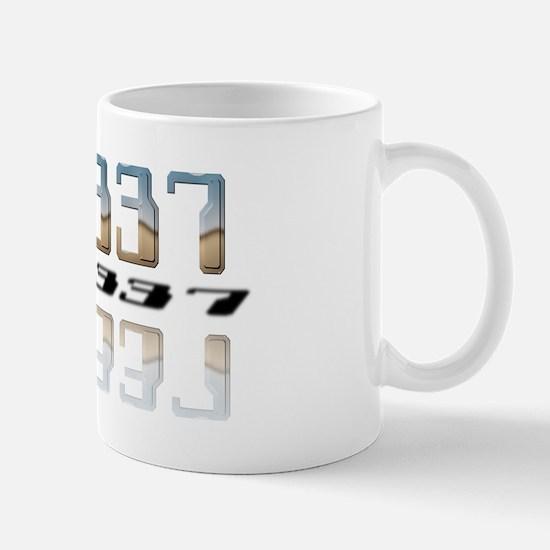 """""""db l337"""" Mug"""