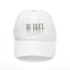 """""""db l337"""" Baseball Cap"""