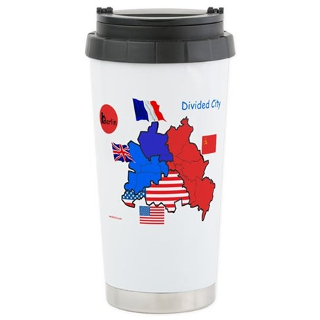 The Cold War Stainless Steel Travel Mug