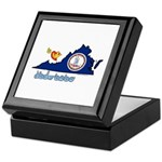 ILY Virginia Keepsake Box
