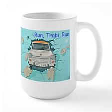 Run, Trabi, Run Mug
