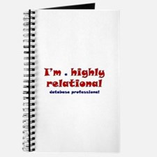 """""""Highly Relational"""" Journal"""