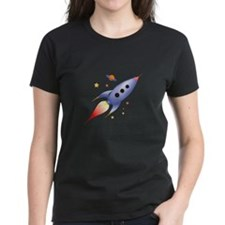Rocket Spaceship Tee
