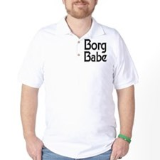 Borg Babe Star Trek T-Shirt