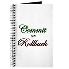 """""""Commit or Rollback"""" Journal"""