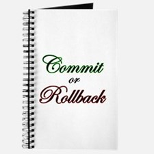 """Commit or Rollback"" Journal"