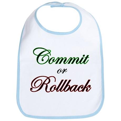 """""""Commit or Rollback"""" Bib"""