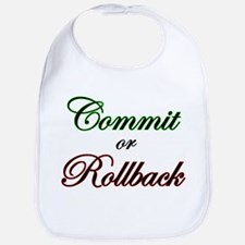 """Commit or Rollback"" Bib"