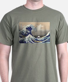 Hokusai The Great Wave T-Shirt