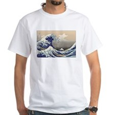 Hokusai The Great Wave Shirt