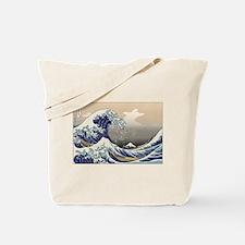 Hokusai The Great Wave Tote Bag