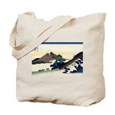 Hokusai Inume Pass Koshu Tote Bag