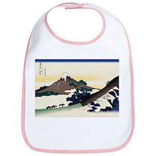 Hokusai Inume Pass Koshu Bib