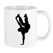 Breakdance Grab Mug