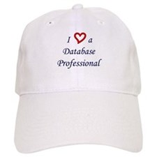 """I Love a DB Pro"" Baseball Cap"