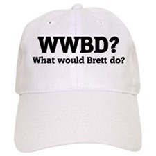 What would Brett do? Baseball Cap