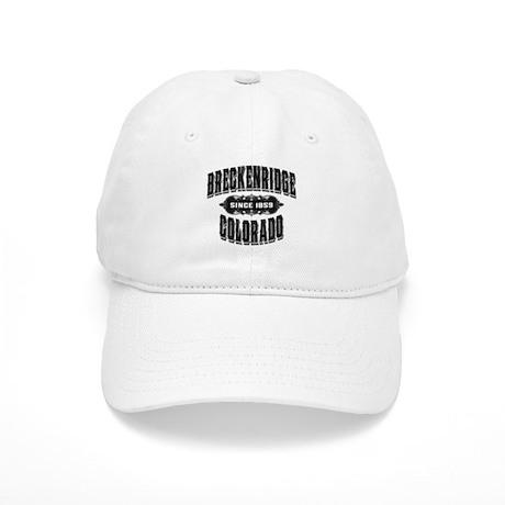 Breckenridge Since 1859 Black Cap
