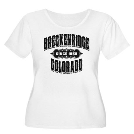 Breckenridge Since 1859 Black Women's Plus Size Sc