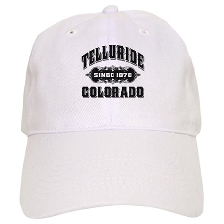 Telluride Since 1878 Black Cap