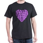 Hesta Heartknot Dark T-Shirt