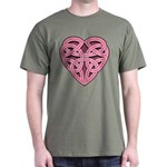 Bijii Heartknot Dark T-Shirt