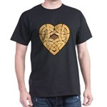 Chonoska Heartknot Dark T-Shirt