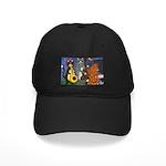 Jazz Cats Black Cap