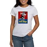 Loose Lips Sink Ships (Front) Women's T-Shirt
