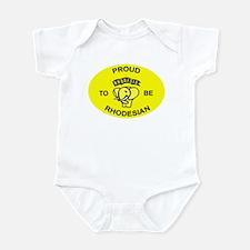 Cute Rhodesia Infant Bodysuit