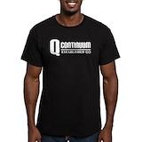 Startrektv Fitted T-shirts (Dark)