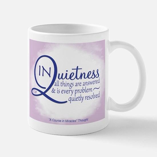 In Quietness Mug