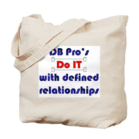 """Do IT"" Tote Bag"