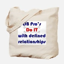 """Do IT"" Tote Bag"