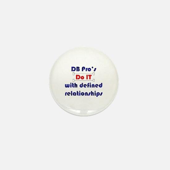 """""""Do IT"""" Mini Button"""