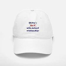 """Do IT"" Baseball Baseball Cap"