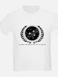 Federation Seal (mono) T-Shirt