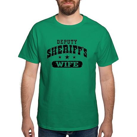 Deputy Sheriff's Wife Dark T-Shirt