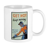 Get Hot Keep Moving Mug