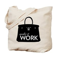 Project Runway Tote Bag