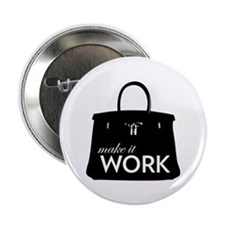 """Project Runway 2.25"""" Button (10 pack)"""