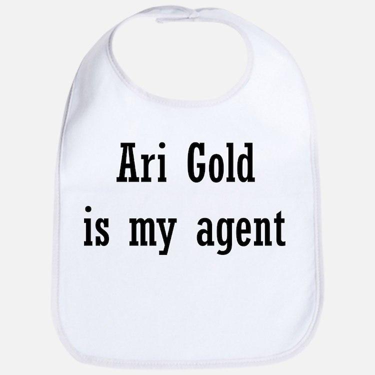 Ari Gold Is My Agent Bib