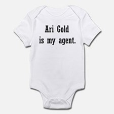 Ari Gold Is My Agent Infant Bodysuit