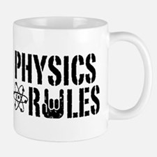 Physics Rules Mug