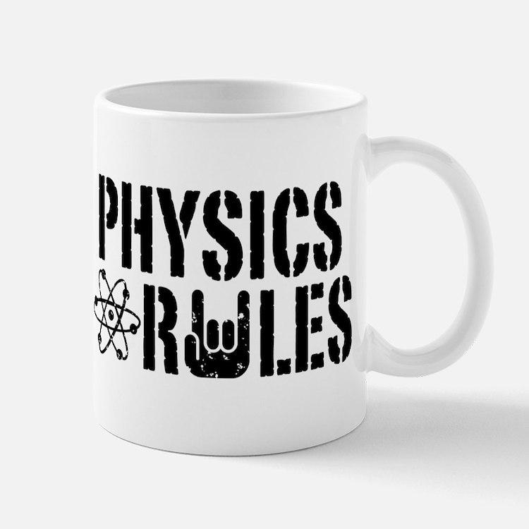 Physics Rules Mug